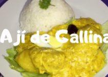 Ají de Gallina