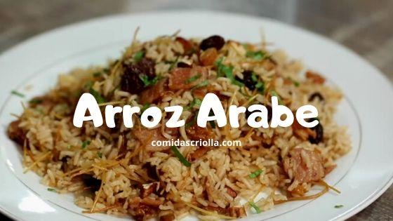 Arroz Árabe