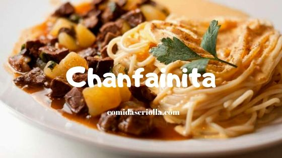 Chanfainita