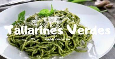 Tallarines Verdes